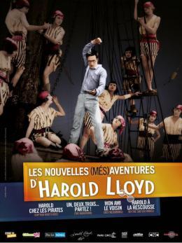 Les Nouvelles (més)aventures d'Harold Lloyd photo 1 sur 11