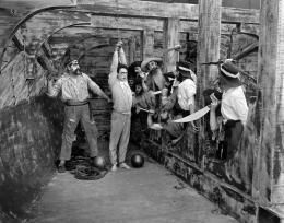 photo 1/4 - Harry Pollard et Harold Lloyd - Harold chez les pirates
