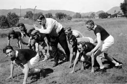 Les Nouvelles (més)aventures d'Harold Lloyd Un, deux, trois... partez ! photo 7 sur 11
