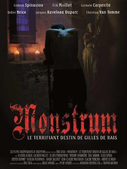 photo 1/1 - Monstrum, le terrifiant destin de Gilles de Rais