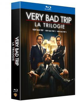photo 1/2 - Very Bad Trip - La Trilogie - © Warner Home Vidéo