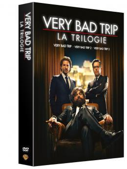 photo 2/2 - Very Bad Trip - La Trilogie - © Warner Home Vidéo