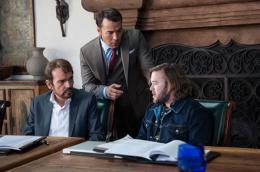 photo 16/42 - Billy Bob Thornton, Jeremy Piven, Haley Joel Osment - Entourage - © Warner Bros