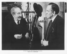 Cirque en R�volte Fredric March, Adolphe Menjou photo 5 sur 5