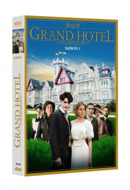 photo 1/2 - Grand Hôtel - Saison 1 - © Koba Films Editions