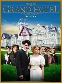 photo 2/2 - Grand Hôtel - Saison 1 - © Koba Films Editions