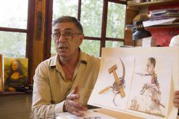 Mikhaïl Zlatkovsky Caricaturistes - Fantassins de la démocratie photo 1 sur 1