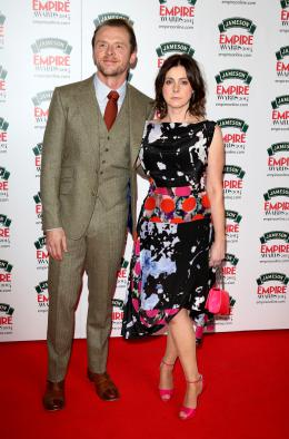 Simon Pegg Jameson Empire Awards 2014 photo 6 sur 137