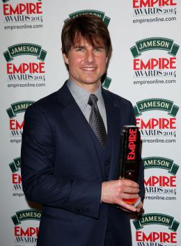 photo 78/402 - Jameson Empire Awards 2014 - Tom Cruise - © Getty Images