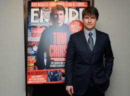 photo 77/402 - Jameson Empire Awards 2014 - Tom Cruise - © Getty Images