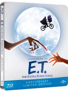 E.T. l'Extraterrestre Combo 30e Anniversaire photo 1 sur 6