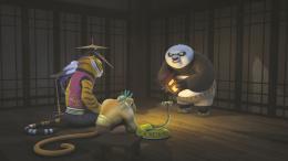 photo 6/8 - Kung Fu Panda - L'incroyable légende : Le justicier de minuit (Vol.3) - © Fox Pathé Europa (FPE)