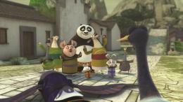 photo 5/8 - Kung Fu Panda - L'incroyable légende : Le justicier de minuit (Vol.3) - © Fox Pathé Europa (FPE)