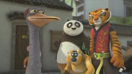 photo 4/8 - Kung Fu Panda - L'incroyable légende : Le justicier de minuit (Vol.3) - © Fox Pathé Europa (FPE)