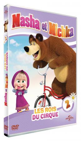 photo 1/2 - Masha et Michka - volumes 1 & 2 - © Universal Pictures Video