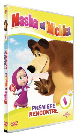 photo 2/2 - Masha et Michka - volumes 1 & 2 - © Universal Pictures Video