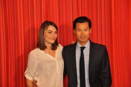 Frédéric Chau Cérémonie d'ouverture du 4ème Festival du cinéma chinois en France photo 5 sur 9