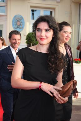Victoire Belezy 28�me Festival du Film Romantique de Cabourg 2014 photo 1 sur 15