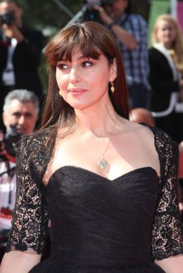 Les Merveilles Monica Bellucci - Montée des marches pour le 67ème Festival International du Film de Cannes 2014 photo 8 sur 33