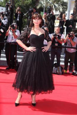 Les Merveilles Monica Bellucci - Montée des marches pour le 67ème Festival International du Film de Cannes 2014 photo 9 sur 33