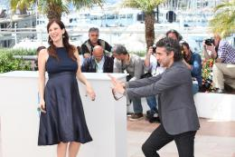photo 120/129 - Maria Marull, Leonardo Sbaraglia - Photocall de Relatos Salvajes - Cannes 2014 - Les Nouveaux Sauvages - © Isabelle Vautier pour CommeAuCinema.com