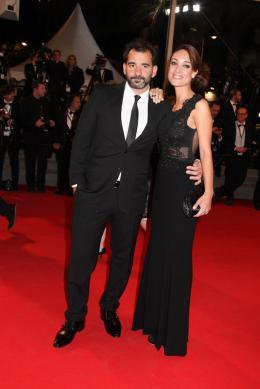 photo 123/129 - Pablo Trapero, Martina Gusman - Montée des marches pour Relatos Salvajes - Cannes 2014 - Les Nouveaux Sauvages - © Isabelle Vautier pour CommeAuCinema.com