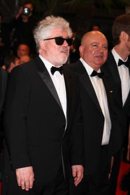 photo 129/129 - Pedro Almodovar, Agustin Almodovar - Montée des marches pour Relatos Salvajes - Cannes 2014 - Les Nouveaux Sauvages - © Isabelle Vautier pour CommeAuCinema.com