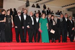 photo 128/129 - L'équipe du film - Montée des marches pour Relatos Salvajes - Cannes 2014 - Les Nouveaux Sauvages - © Isabelle Vautier pour CommeAuCinema.com