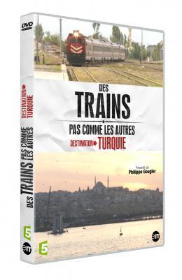 Des Trains pas comme les Autres - Destination Turquie photo 4 sur 4