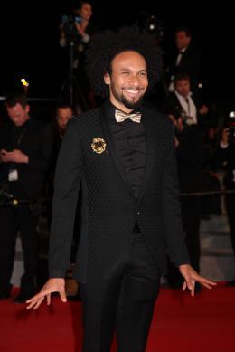 Yassine Azzouz Montée des marches lors du 67ème Festival International du Film de Cannes 2014 photo 1 sur 1