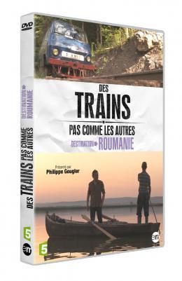photo 2/5 - Des Trains pas comme les Autres - Destination Roumanie - © Editions Montparnasse