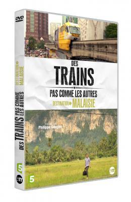 photo 1/7 - Des Trains pas comme les Autres - Destination Malaisie - © Editions Montparnasse