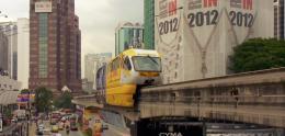 photo 4/7 - Des Trains pas comme les Autres - Destination Malaisie - © Editions Montparnasse