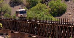 photo 1/5 - Des Trains pas comme les Autres - Destination Bolivie - © Editions Montparnasse