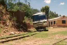 photo 2/5 - Des Trains pas comme les Autres - Destination Bolivie - © Editions Montparnasse