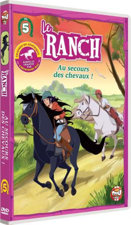 photo 1/1 - Le Ranch - Au Secours des Chevaux (Vol.5) - © TF1 Vidéo