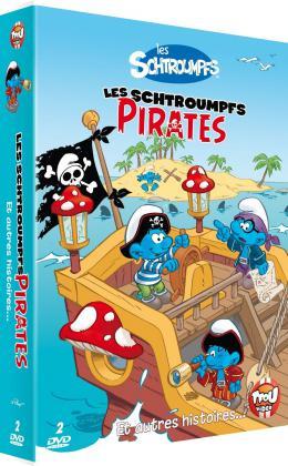 photo 1/1 - Les Schtroumpfs Pirates et autres histoires - © TF1 Vidéo