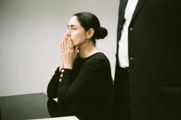 photo 10/11 - Ronit Elkabetz - Gett - Le Procès de Vivianne Amsalem - © Les Films du Losange