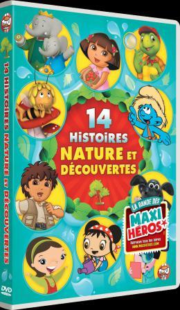 photo 1/1 - 14 histoires nature et d�couverte - © TF1 Vid�o