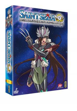 photo 1/1 - Saint Seiya Omega : Les nouveaux chevaliers du Zodiaque - Volume 5 - © Kana Home Vidéo