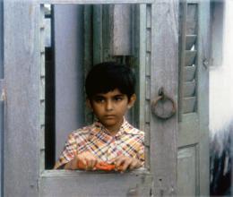 Rétrospective Satyajit Ray, Le Poète Bengali - Première partie Le Dieu éléphant photo 6 sur 16