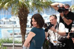 Paz Vega Photocall de Grace de Monaco au 67�me Festival de Cannes 2014 photo 7 sur 73