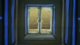 Une chambre bleue photo 4 sur 6