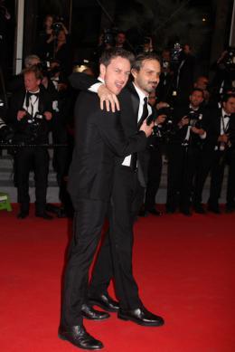 Ned Benson Montée des marches lors du 67ème Festival International du Film de Cannes 2014 photo 4 sur 6