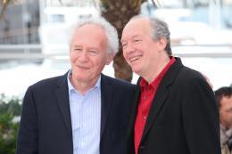 photo 35/45 - Jean Luc et Pierre Dardenne - Photocall lors du 67ème Festival International du Film de Cannes 2014 - Deux jours, une Nuit - © Isabelle Vautier pour CommeAuCinema.com