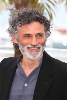 Enrico Lo Verso Photocall pour La Voce Umana au 67ème Festival International du Film de Cannes 2014 photo 3 sur 9