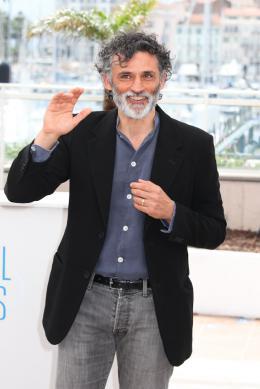 Enrico Lo Verso Photocall pour La Voce Umana au 67ème Festival International du Film de Cannes 2014 photo 1 sur 9