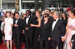 Elodie Fontan Emilie Caen, Fr�d�ric Chau, Noom Diawara, Elodie Fontan, Chantal Lauby, Ary Abittan, Christian Clavier, Isabelle de Araujo - Cannes 2014 photo 1 sur 19