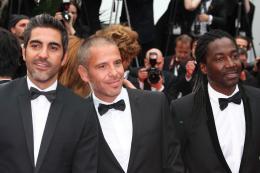 photo 13/28 - Ary Abittan, Medi Sadoun, Noom Diawara - Cannes 2014 - Qu'est-ce qu'on a fait au bon Dieu ? - © Isabelle Vautier pour CommeAuCinema.com