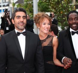 photo 16/28 - Ary Abittan, Elodie Fontan, Noom Diawara -  Cannes 2014 - Qu'est-ce qu'on a fait au bon Dieu ? - © Isabelle Vautier pour CommeAuCinema.com